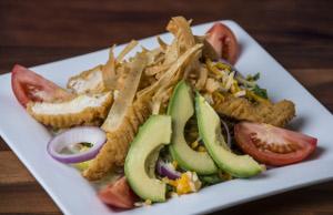 K-Machoes Crispy Salad