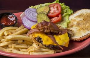 K-Machos Burger