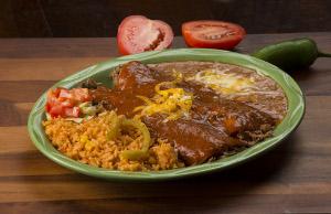 kmachos shredded beef enchiladas