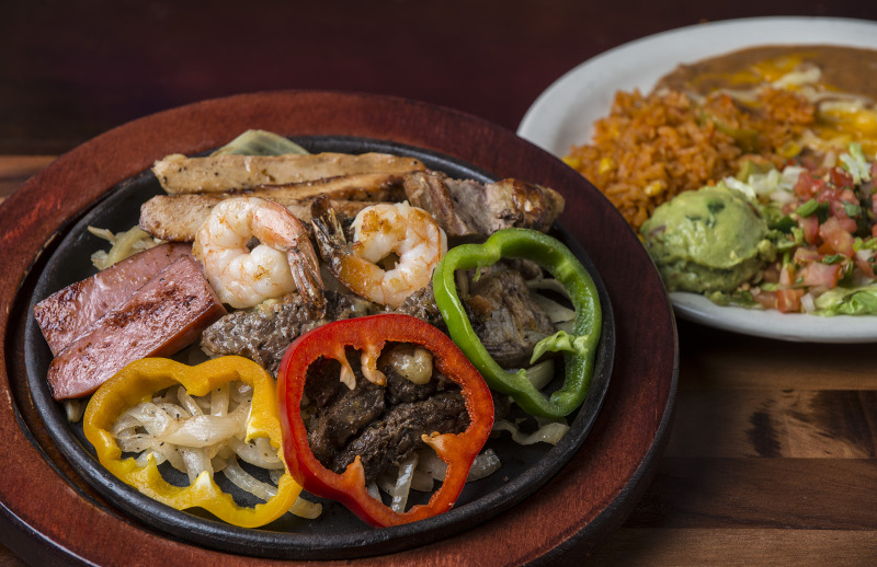 picture of kmachos fajitas