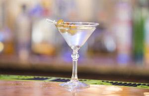 Kmachos Classic Martini
